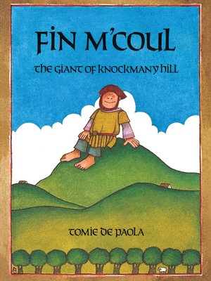 cover image of Fin M'Coul, the Giant of Knockmany Hill