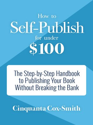 cover image of How to Self-Publish for Under $100
