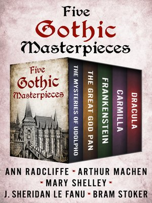 cover image of Five Gothic Masterpieces