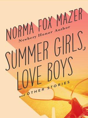 cover image of Summer Girls, Love Boys