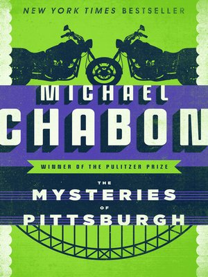 cover image of Mysteries of Pittsburgh