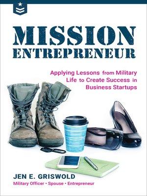 cover image of Mission Entrepreneur