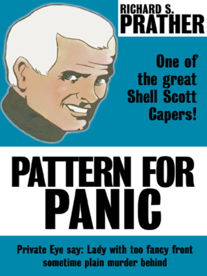 cover image of Pattern for Panic