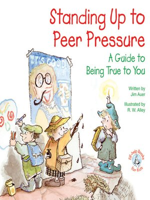 cover image of Standing Up to Peer Pressure