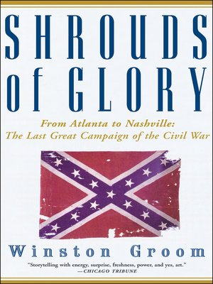 cover image of Shrouds of Glory