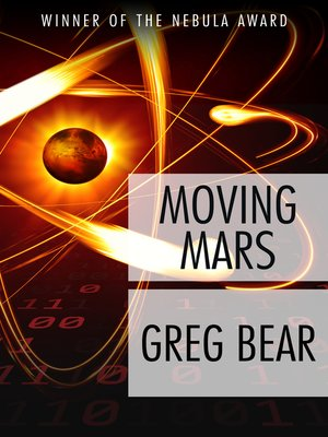 cover image of Moving Mars