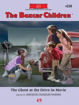 cover image of Ghost at the Drive-In Movie