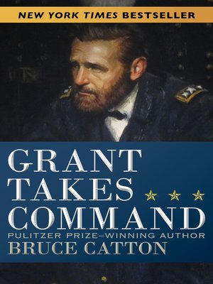 cover image of Grant Takes Command