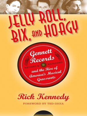 cover image of Jelly Roll, Bix, and Hoagy