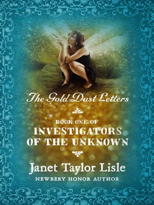 cover image of Gold Dust Letters