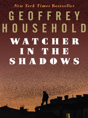 cover image of Watcher in the Shadows
