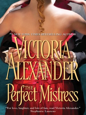 cover image of The Perfect Mistress