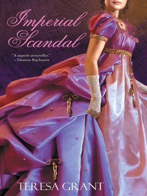 cover image of Imperial Scandal