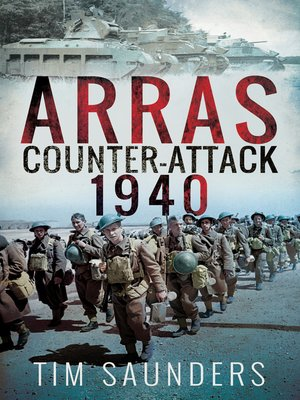 cover image of Arras Counter-Attack, 1940