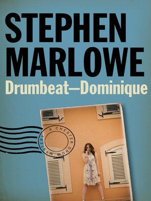 cover image of Drumbeat - Dominique