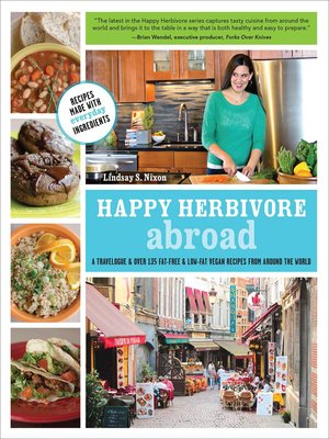 cover image of Happy Herbivore Abroad
