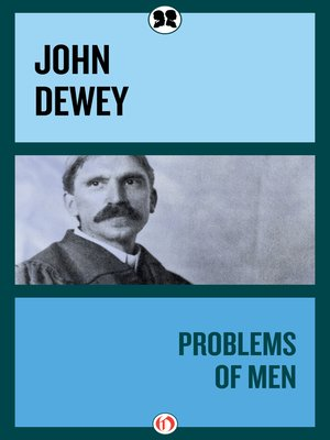 cover image of Problems of Men