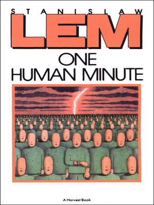 cover image of One Human Minute