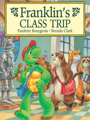 cover image of Franklin's Class Trip