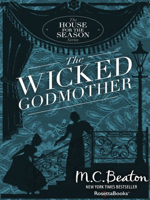 cover image of The Wicked Godmother