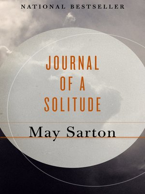 cover image of Journal of a Solitude