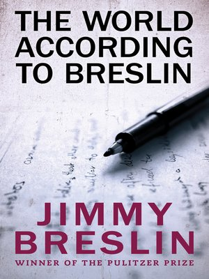 cover image of World According to Breslin