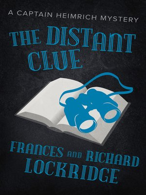 cover image of The Distant Clue