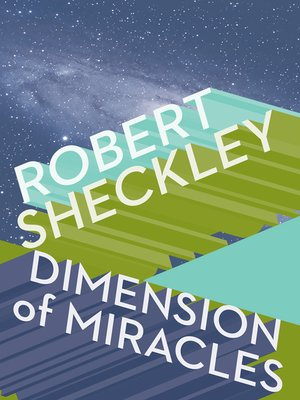 cover image of Dimension of Miracles