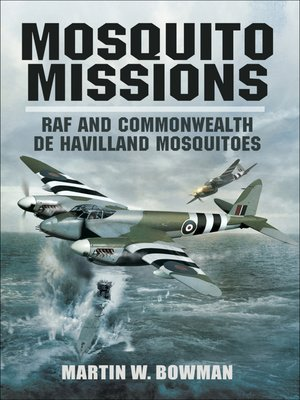 cover image of Mosquito Missions