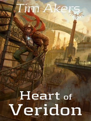 cover image of Heart of Veridon