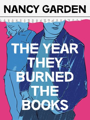 cover image of The Year They Burned the Books
