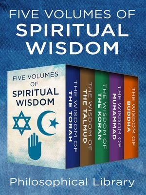 cover image of Five Volumes of Spiritual Wisdom