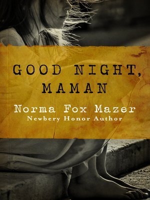 cover image of Good Night, Maman