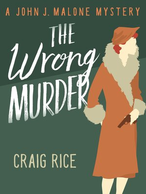cover image of The Wrong Murder