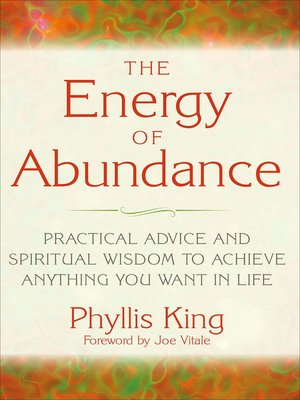 cover image of The Energy of Abundance