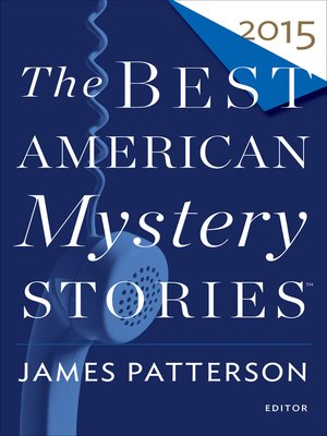 cover image of The Best American Mystery Stories, 2015