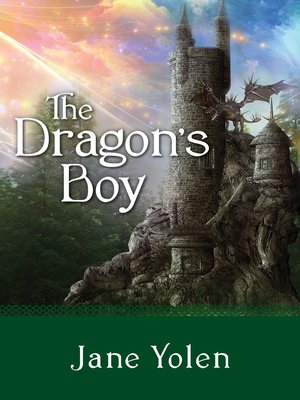 cover image of Dragon's Boy
