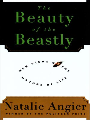 cover image of The Beauty of the Beastly