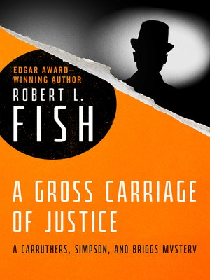 cover image of A Gross Carriage of Justice