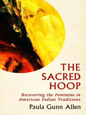 cover image of The Sacred Hoop