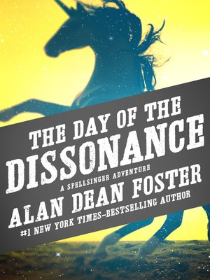 cover image of The Day of the Dissonance