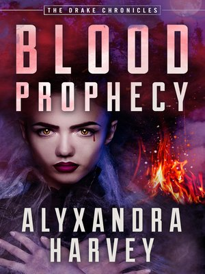 cover image of Blood Prophecy
