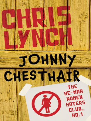cover image of Johnny Chesthair
