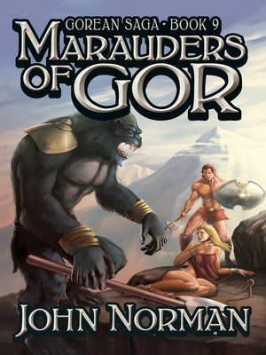 cover image of Marauders of Gor