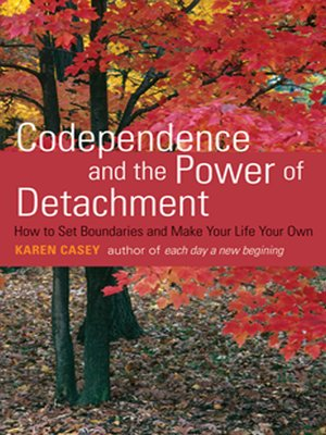 cover image of Codependence and the Power of Detachment