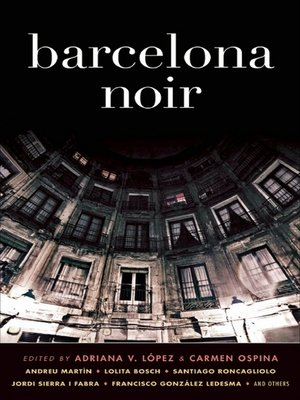 cover image of Barcelona Noir