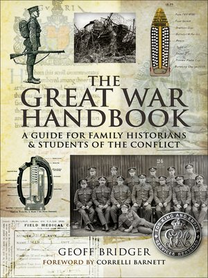 cover image of The Great War Handbook