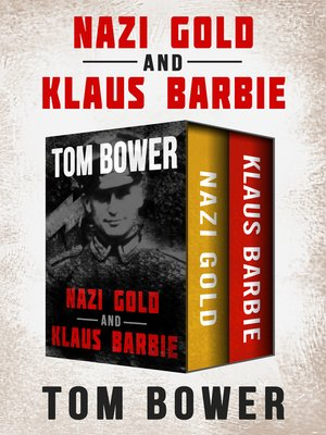 cover image of Nazi Gold and Klaus Barbie