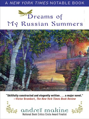 cover image of Dreams of My Russian Summers