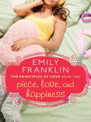 cover image of Piece, Love, and Happiness